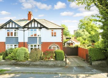 Thumbnail 4 bed semi-detached house for sale in Park Chase, Harrogate