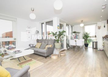 Thumbnail 2 bed flat to rent in Oslo Tower, Surrey Quays
