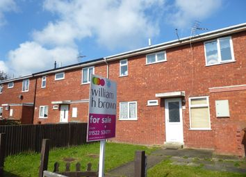 Thumbnail 3 bed terraced house for sale in Cydonia Approach, Lincoln