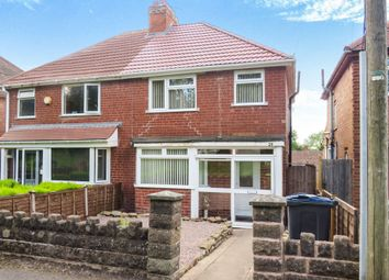 Thumbnail 2 bedroom semi-detached house for sale in Monyhull Hall Road, Kings Norton, Birmingham
