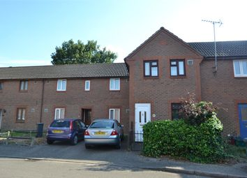 Thumbnail 2 bed terraced house to rent in Elsworth Close, Feltham