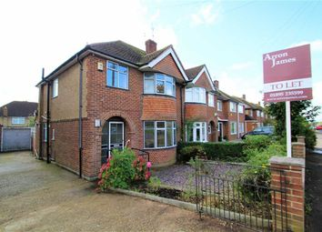 Thumbnail 3 bed semi-detached house to rent in Harvil Road, Harefield, Middlesex