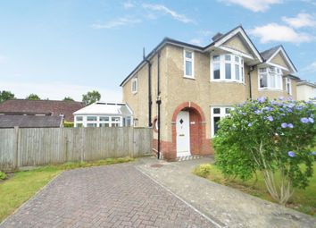 Thumbnail 4 bed semi-detached house to rent in Oliver Road, Southampton