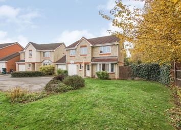 Thumbnail 5 bedroom detached house for sale in Wheelers Patch, Emersons Green, Bristol