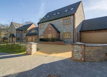 Thumbnail 5 bed detached house for sale in Plot 4, Woodland Grove, Woodhouse Eaves