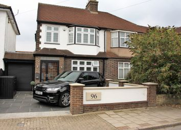 Thumbnail 4 bed semi-detached house for sale in Lower Gravel Road, Bromley