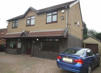 Thumbnail 4 bed detached house for sale in Wigan Road, Leigh