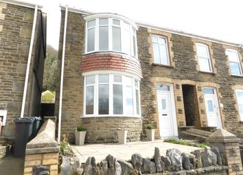 Thumbnail 3 bed semi-detached house to rent in 40 The Highlands, Neath Abbey, Neath