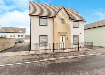 Thumbnail 3 bedroom detached house for sale in Causeway View, Plymouth