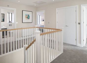 "Thumbnail 4 bed detached house for sale in ""The Oatvale"" at Bury Water Lane, Newport, Saffron Walden"