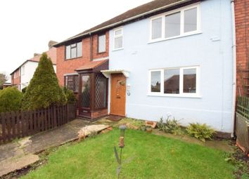 Thumbnail 3 bed terraced house for sale in Hollick Crescent, Gun Hill, Coventry