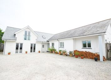 Thumbnail 6 bed detached house to rent in Tredrizzick, St. Minver, Wadebridge
