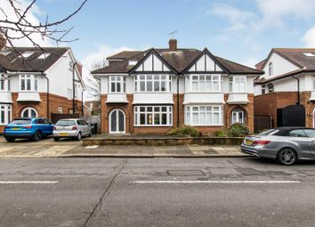 Delamere Road, London W5. 3 bed semi-detached house for sale