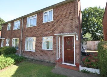Thumbnail 2 bedroom flat to rent in Croft Close, Chislehurst, Kent