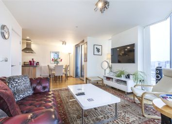 Thumbnail 2 bed flat for sale in Cavatina Point, 3 Dancers Way, London