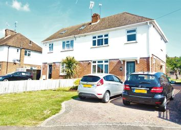 Thumbnail 3 bed semi-detached house for sale in Shirley Way, Maidstone