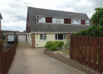 Thumbnail 3 bed semi-detached house for sale in Meadow Walk, Sling, Coleford