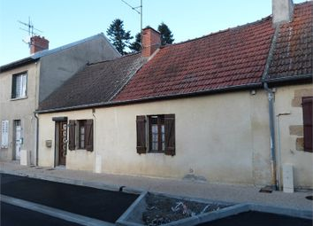 Thumbnail 1 bed property for sale in Auvergne, Allier, Montmarault