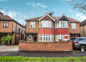Thumbnail 3 bed semi-detached house for sale in Rivington Avenue, Woodford Green