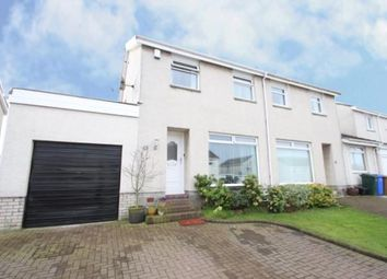 Thumbnail 3 bed semi-detached house for sale in Darnley Drive, Kilmarnock, East Ayrshire