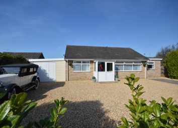 Thumbnail 3 bed detached bungalow for sale in Connaught Close, Barton On Sea, New Milton