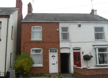 Thumbnail 2 bed terraced house to rent in James Street, Blaby, Leicester