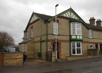 Thumbnail 3 bedroom end terrace house to rent in High Street, Offord Cluny