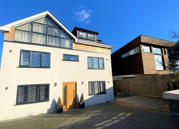Thumbnail 4 bed detached house for sale in Excelsior Road, Lower Parkstone, Poole