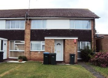 Thumbnail 2 bedroom maisonette to rent in Woodway Lane, Walgrave, Coventry