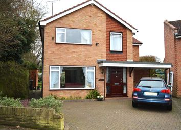 Thumbnail 4 bedroom detached house for sale in Cannon Leys, Galleywood, Chelmsford