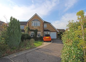 Thumbnail 4 bed detached house for sale in Victoria Close, Willand Old Village