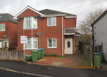 Thumbnail 4 bed property to rent in Sirdar Road, Highfield, Southampton