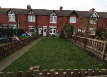 Thumbnail 3 bed terraced house for sale in Bolsover Street, Ashington