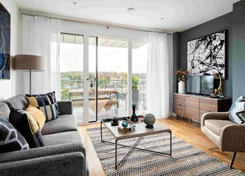 Thumbnail 3 bedroom flat for sale in Thurston Road, London