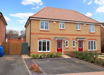 West Way, Shifnal TF11. 3 bed semi-detached house for sale