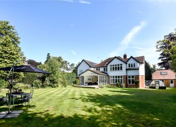Thumbnail 6 bed detached house for sale in Easthampstead Road, Wokingham, Berkshire
