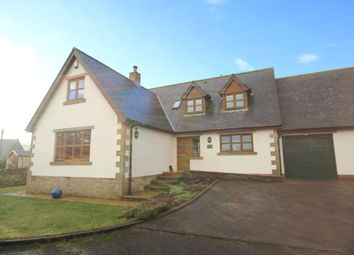 Thumbnail 4 bed link-detached house for sale in Meadow View, Tindale Fell, Brampton, Cumbria