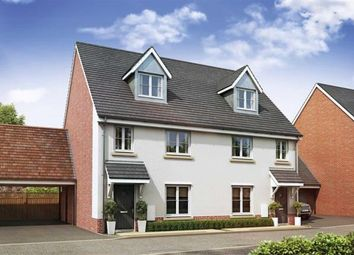 Thumbnail 4 bedroom semi-detached house for sale in Milton Keynes, Buckinghamshire
