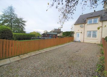 Thumbnail 3 bedroom end terrace house for sale in Croftnappoch Place, Crieff