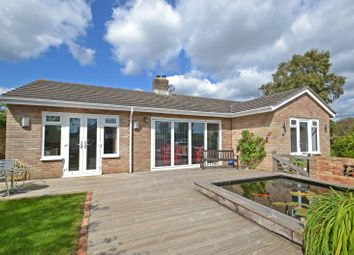 Arun Vale, Coldwaltham, Pulborough, West Sussex RH20. 3 bed detached bungalow