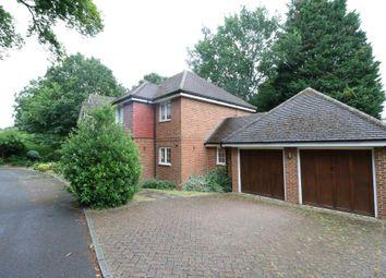 Downs Close, Farnborough, Hampshire GU14. 4 bed detached house