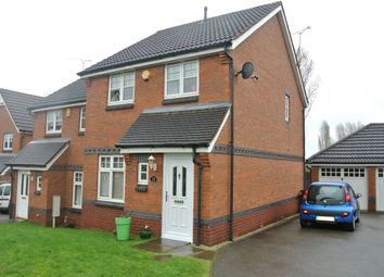 Thumbnail 3 bedroom semi-detached house for sale in Birkdale Close, Holbrooks, Coventry, West Midlands