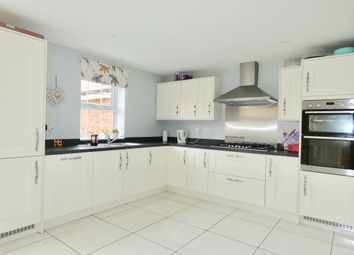Thumbnail 4 bed detached house for sale in Harrier Place, Whitby