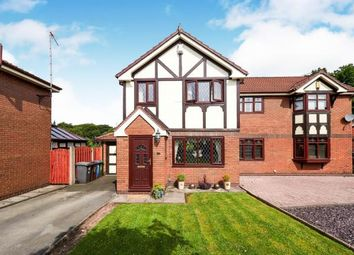 Thumbnail 3 bed semi-detached house for sale in Bancroft Fold, Hyde, Greater Manchester, .