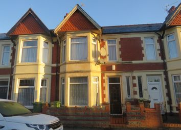 Thumbnail 4 bed terraced house for sale in Clodien Avenue, Heath, Cardiff