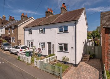 Thumbnail 2 bed end terrace house for sale in Clarence Walk, Redhill, Surrey