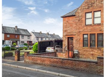3 bed end terrace house for sale in Graham Avenue, Annan DG12