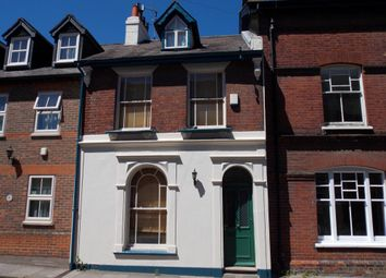 Thumbnail 3 bed terraced house for sale in Crow Lane, Rochester