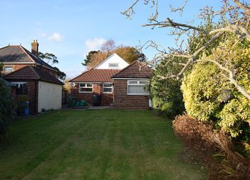 Thumbnail 4 bed detached bungalow to rent in Brook Lane, Sarisbury Green, Southampton