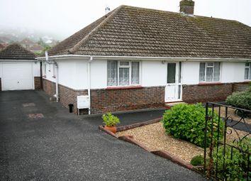 Thumbnail 2 bed semi-detached bungalow to rent in Saltdean Vale, Saltdean, Brighton